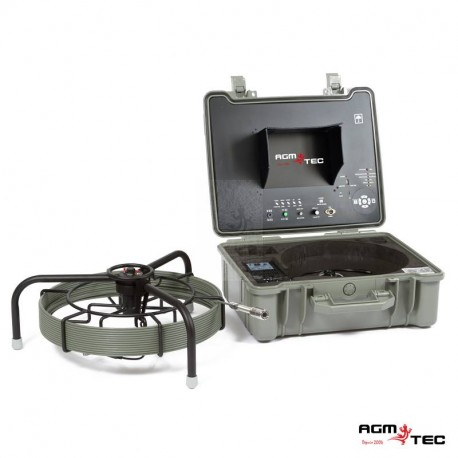Tubicam® RTT - Câmara inspecção